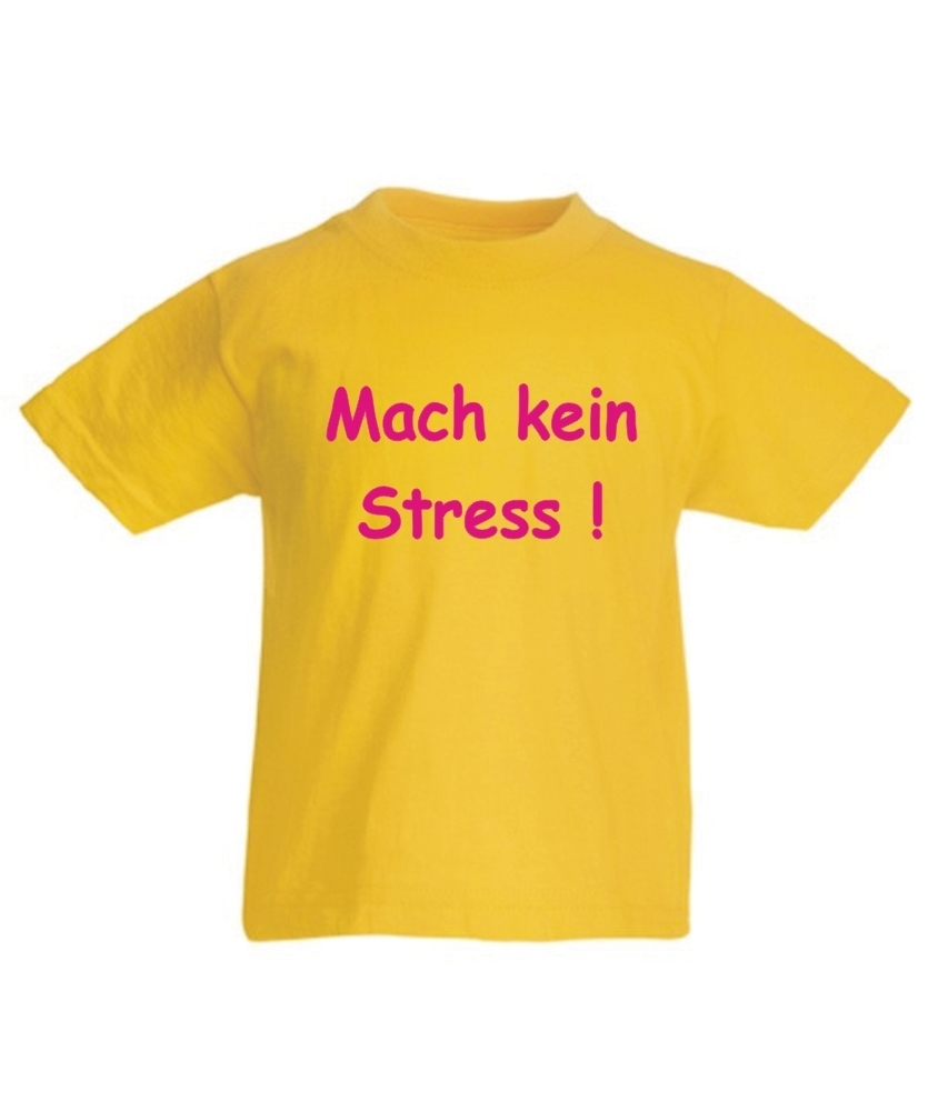 BloГџ Kein Stress