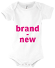 Baby Body mit Motiv brand-new