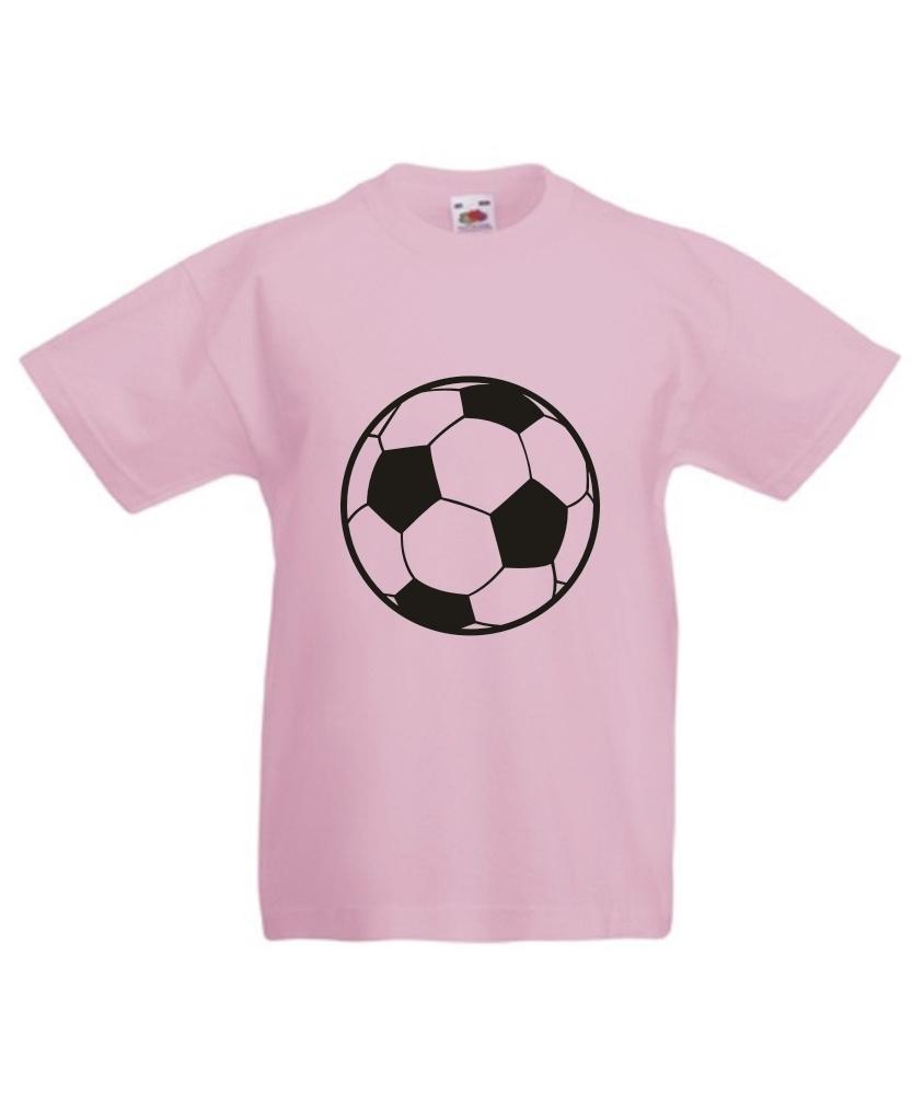 Kinder T Shirt Mit Motiv Fussball Fafuar Com Onlineshop