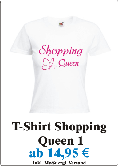 T-Shirt_Damen_Frauen_Shopping_Queen_Shopping_sexy_pink