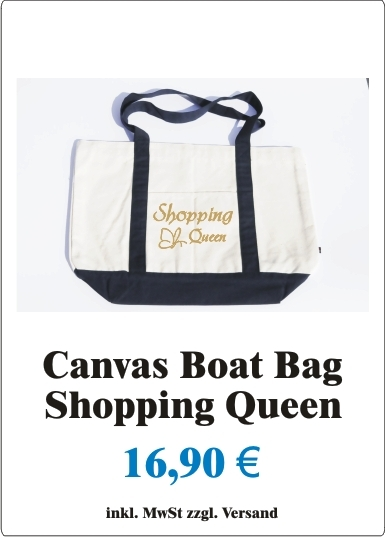 Motiv Shopping Bag Shopping Queen